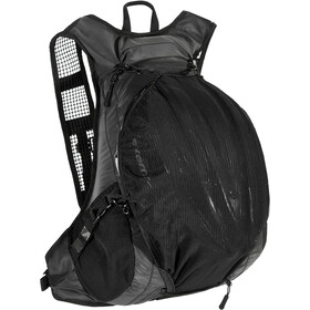 Red Cycling Products Urban 10L Reflective Rugzak, black